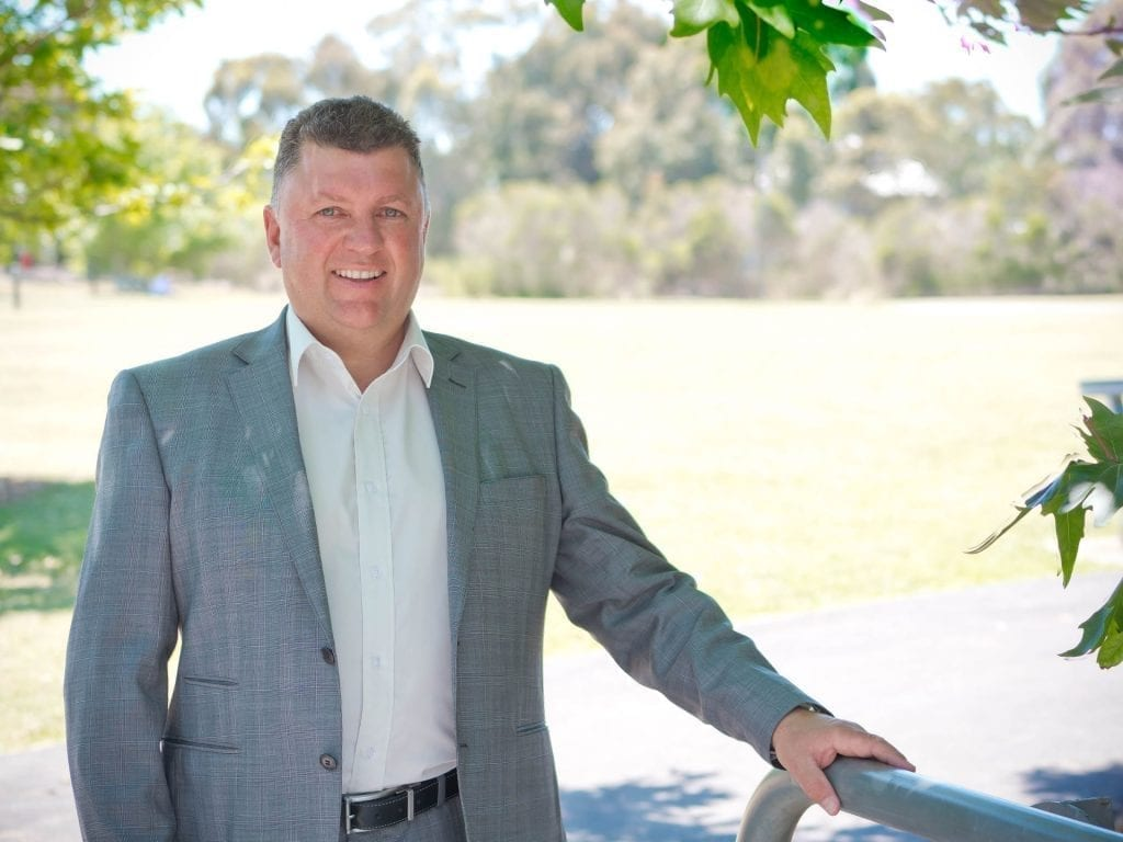 Thornbury real estate agent team member Tom