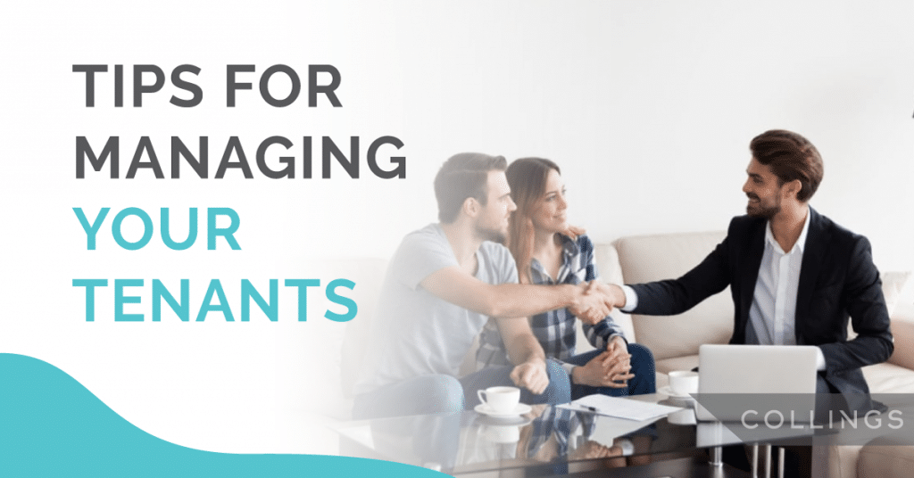 Tips for managing your tenants