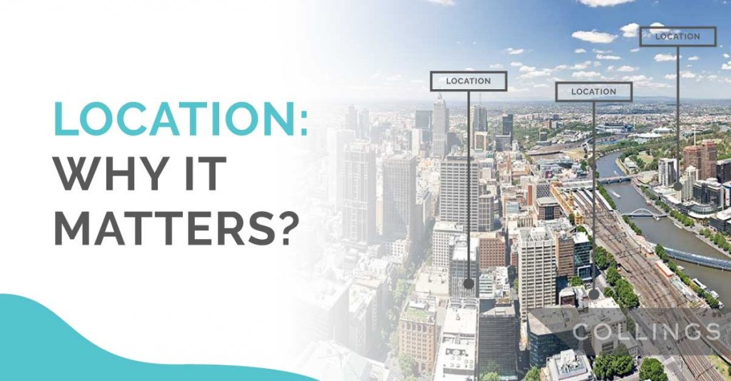 Location: why it matters?